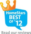 HomeStars best of 2012