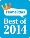 HomeStars best of 2014